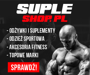 SupleShop.pl - Sklep z odzywkami